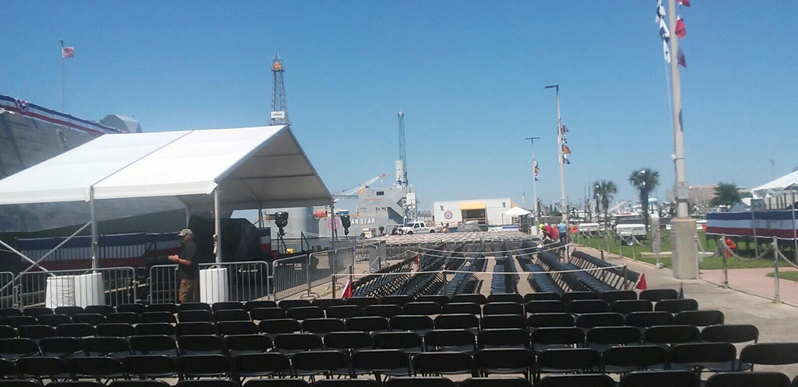 Stage & Floor Rental   Peerless Events and Tents