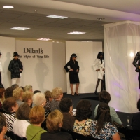 Dillard's Fashion Event Stage
