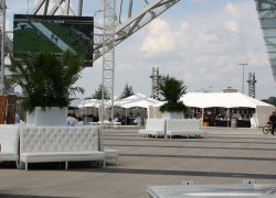 White Frame Tent Rentals