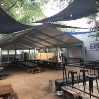 Bungalow Event Tent