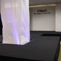 Dillard's Event Staging
