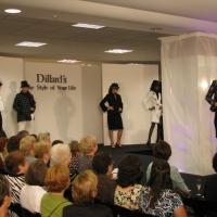 Dillard's Fashion Event Stage