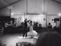 Black and White Photo Wedding