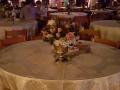 Elegant Golden Tablescape