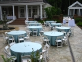 Simple Round Tables With Folding Chair Rentals
