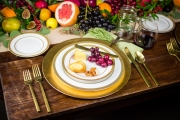 Ideas for Thanksgiving place setting