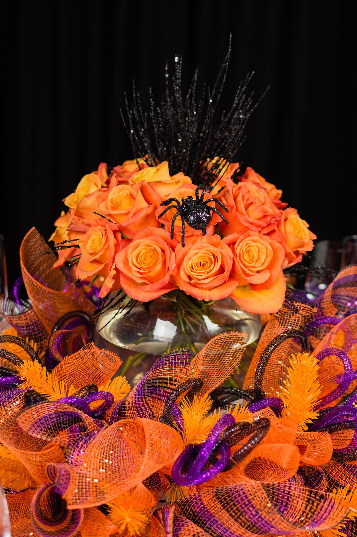 Halloween Themed Centerpiece