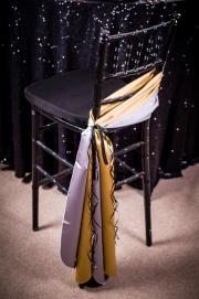 Black Chiavari Rental Chair