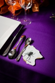 Halloween Theme Place Card