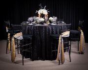 New Year's Rental Tablescape