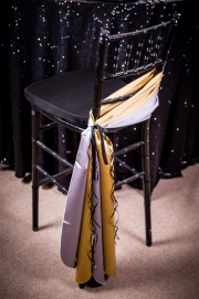 Black Chiavari Rental Chair