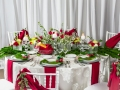 Christmas Tablescape Tabletop