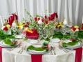 Extravagant Christmas Tablescape