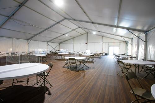 Long Term Hospitality Tent Rental