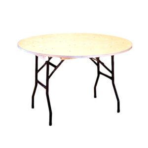 48″ Round Table Rental