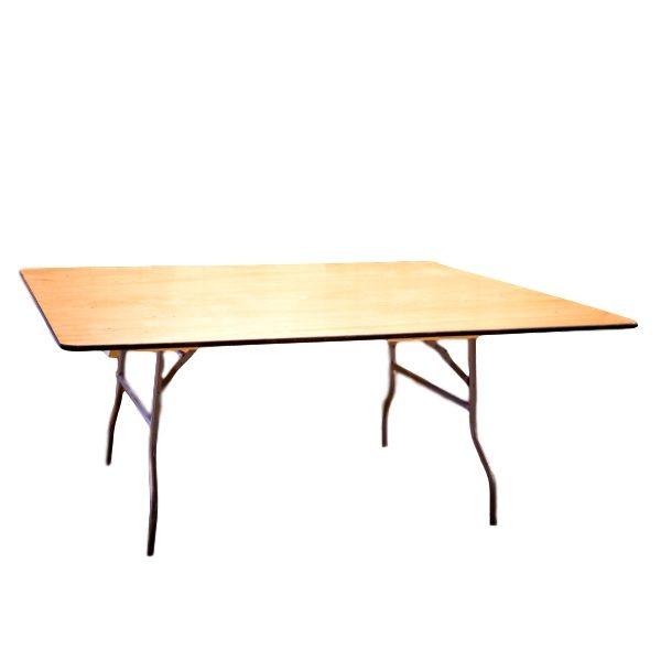 72″x72″ Square Table Rental