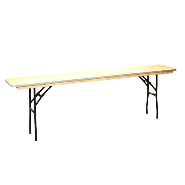 Classroom 8' x 18″ Table Rental