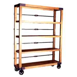 Deco Bar Back Shelf Rental