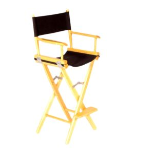 Director's Chair Rental