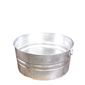 Galvanized Drink Tub