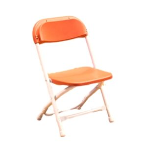 Kids Red Folding Chair Rental