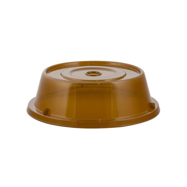 Plate Cover Amber 10″ Rental