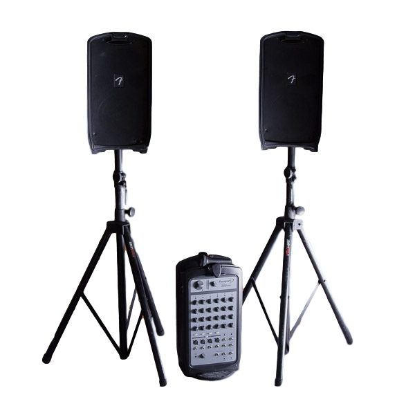 Simple PA System Rental