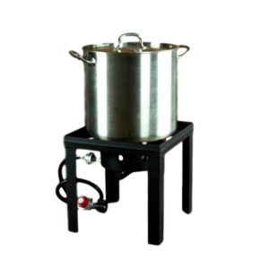 Stock Pot Burner Rental