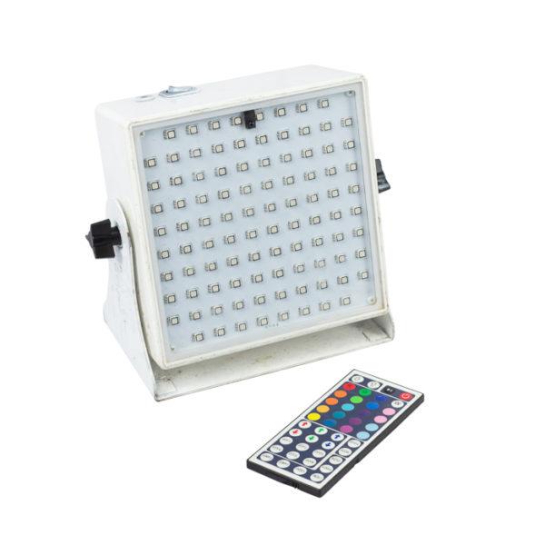 Vivid Battery Powered LED Light Rental