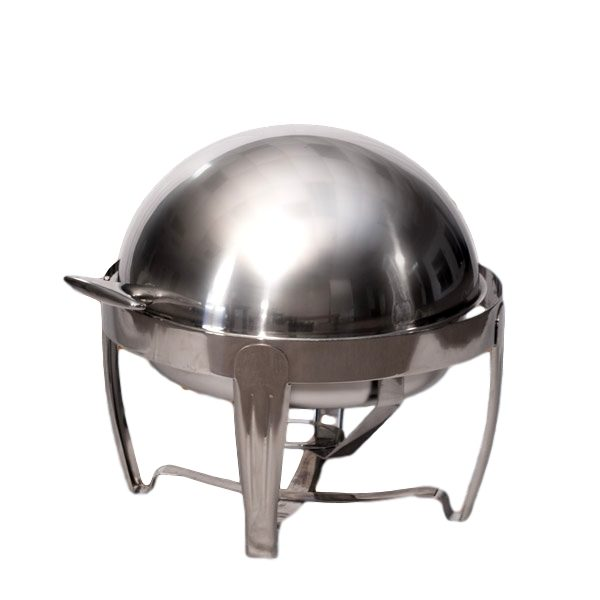 Chafing Dish Roll Top 4 qt Rental