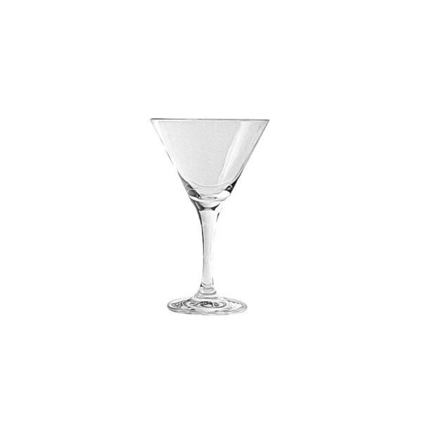Martini Glass 7.5oz Rental