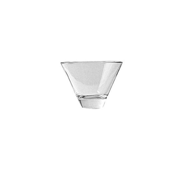 Martini Stemless Glass 8oz Rental