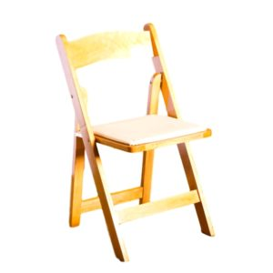 Natural Garden Chair Rental