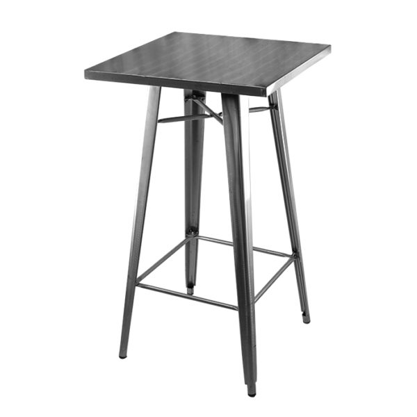 Gun Metal Cocktail Table