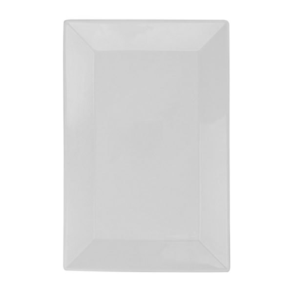 "Rectangle Platter 14"" x 9"" Rental"