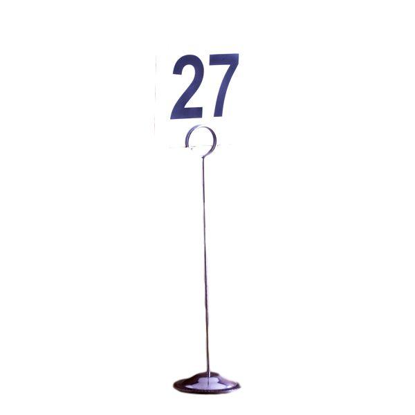 Table Number Holder Rental
