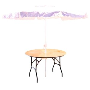 Umbrella Set Rental