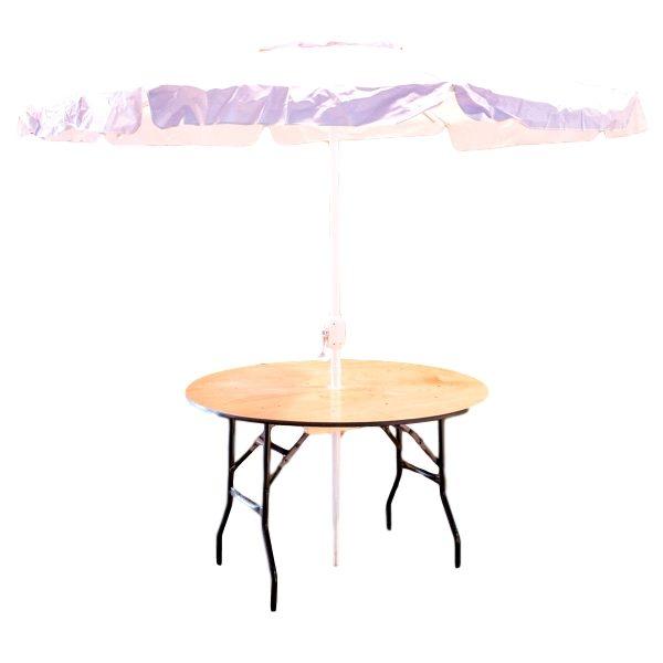 Umbrella Set Rental