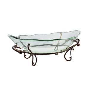 Venice Scalloped Bowl Rental