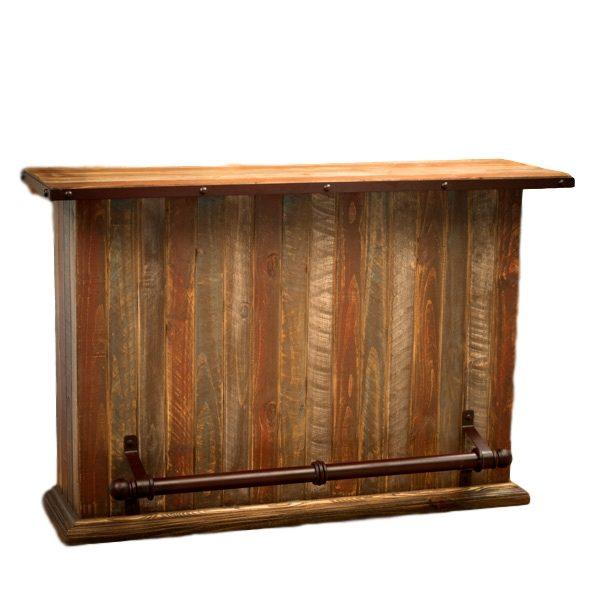 5′ Portable Rustic Bar