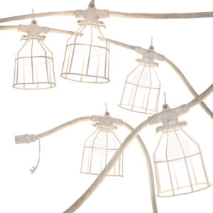 Industrial String Lights