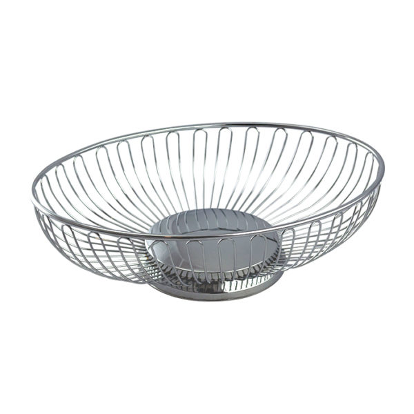 Oval Wire Bread Basket