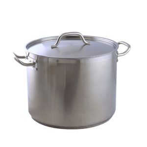 Induction Stock Pot 24qt