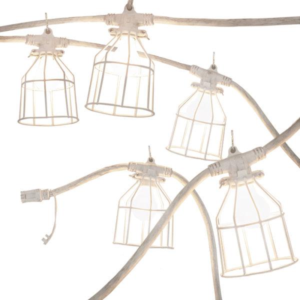 Industrial String Lights