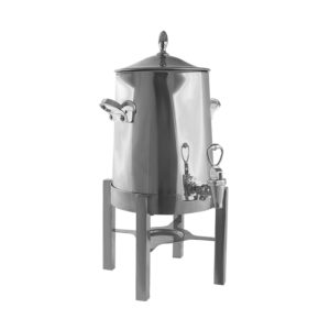 Polished Chrome Coffee Urn 50 Cup