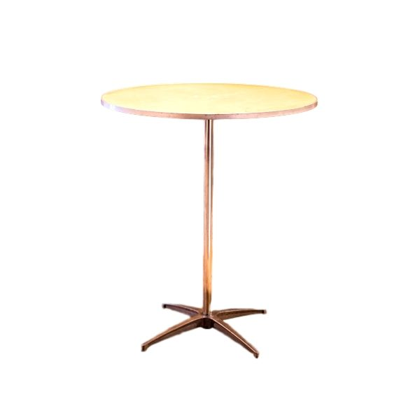 30″ Cocktail Table Rental