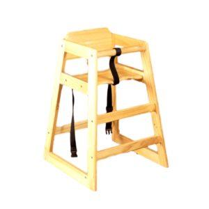 High Chair Natural