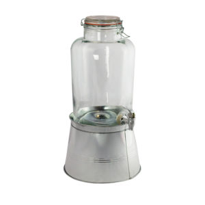 Farm Stand Beverage Jar 2.5 Gal. Rental