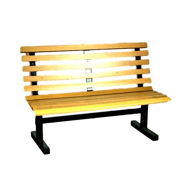 Park Bench 4′ Rental