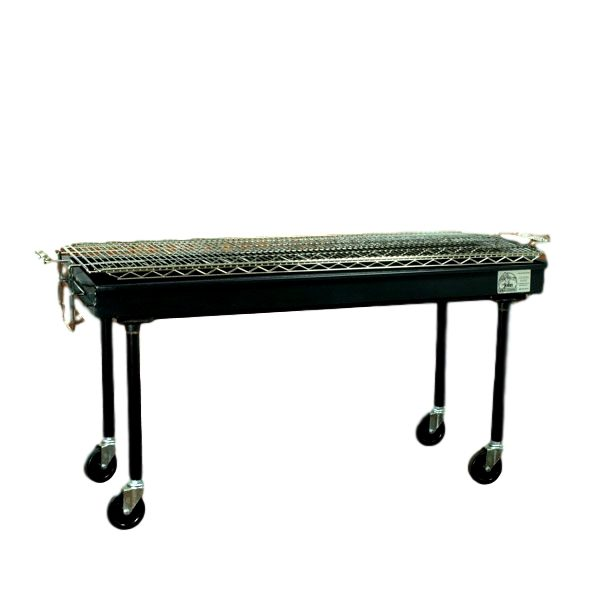 Commercial Charcoal Grill Rental
